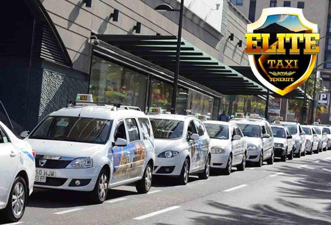 Élite Taxi Tenerife comenzará movilizaciones en Septiembre