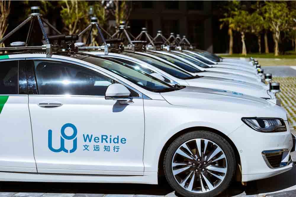 Baidu y WeRide comienzan las pruebas de robotaxi en Guangzhou