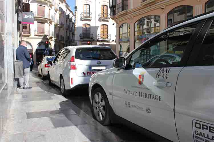 Convocatoria de subvenciones para los Eurotaxis de Antequera