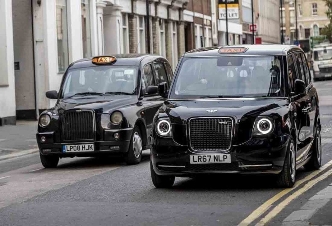 Demanda de 650 millones a Uber por el taxi de Londres