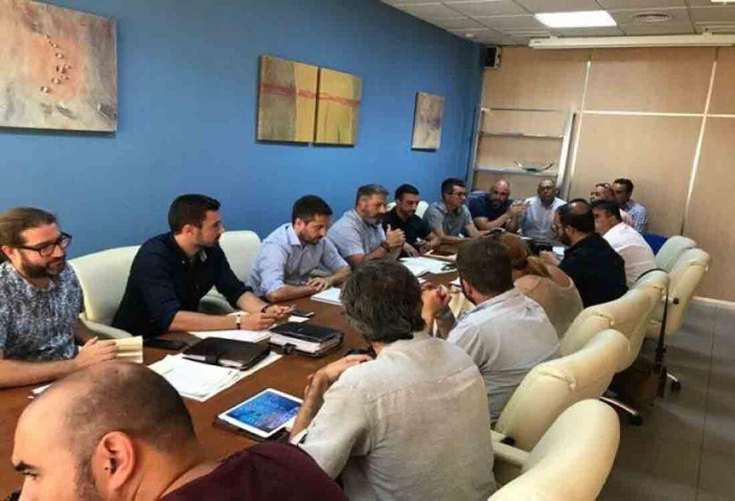 El Ayuntamiento de Chiclana apoya al sector del taxi