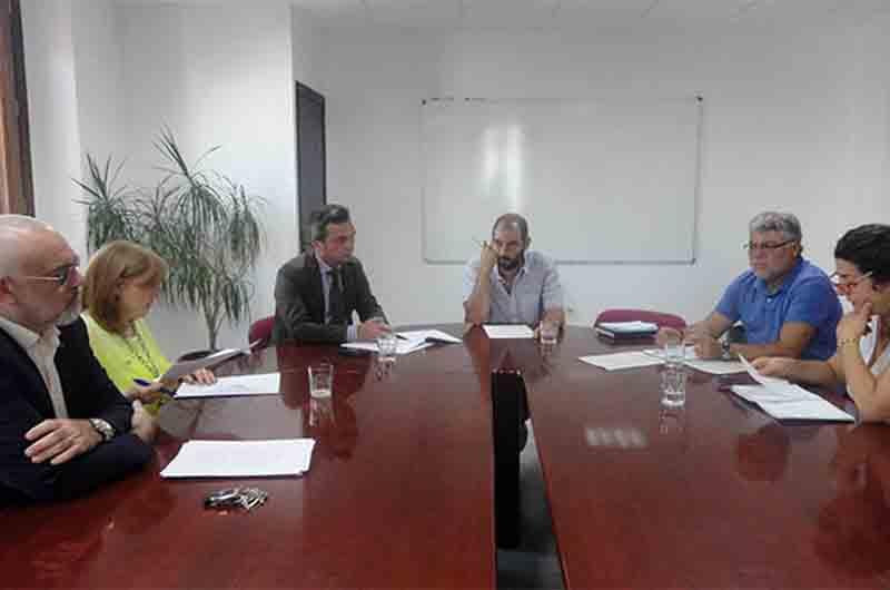 El ayuntamiento de Puerto Real apoya al sector del taxi