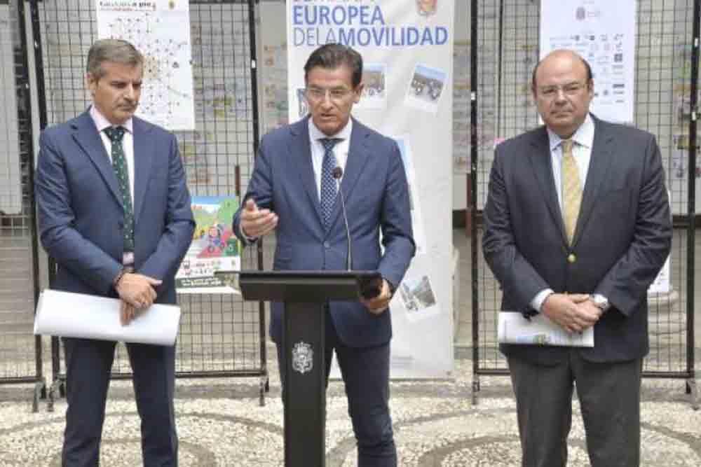 Granada se suma a la Semana Europea de la Movilidad con taxis compartidos