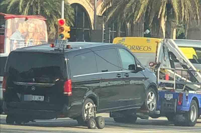 La Guardia Urbana de Barcelona comienza a sancionar a los VTC