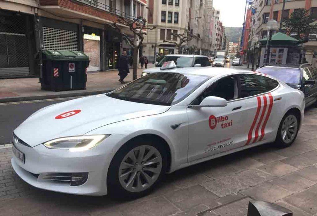 Los taxistas de Bilbao reducen la jornada a 10 horas