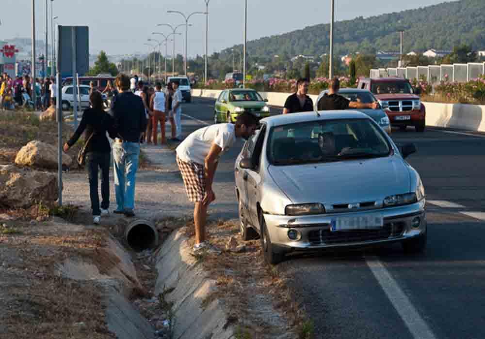 Más de 100 taxis piratas en Ibiza en menos de un mes