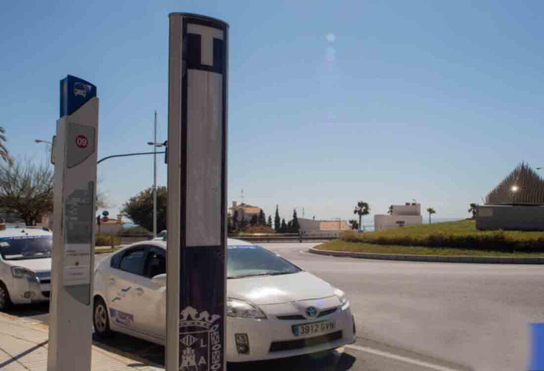 Traslado de las paradas de taxi de la Albufereta por obras