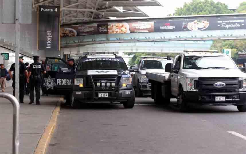 La Guardia Nacional impide el acceso a Uber y Cabify a los aeropuertos de México
