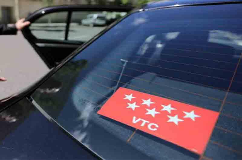 Las VTC obtienen 1.000 nuevas licencias en septiembre