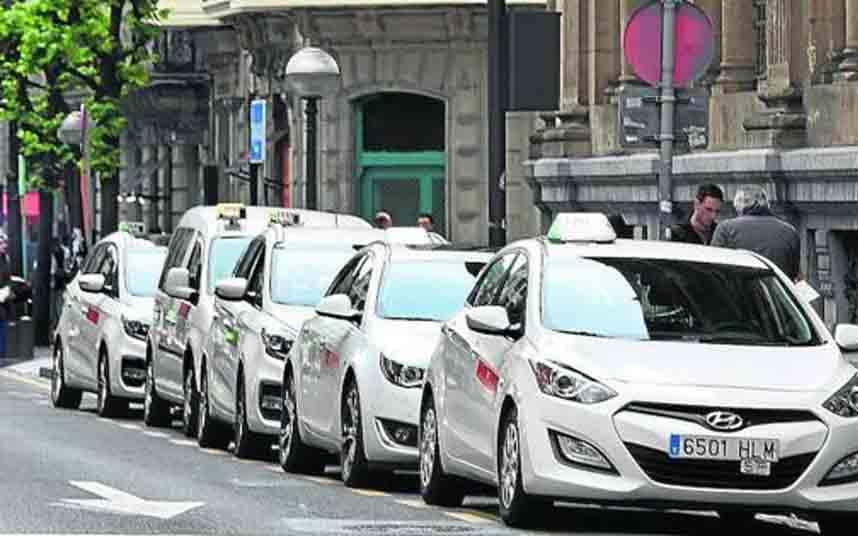 Los taxis de Bilbao ofrecerán un mejor servicio a través de geolocalizadores