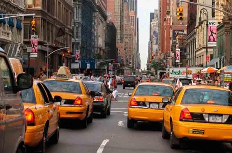 Los taxis de Nueva York pueden adelantarse a Uber y Lyft