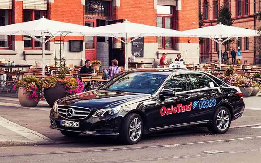 Noruega elimina la prueba de 'conocimiento' para los taxistas de Oslo
