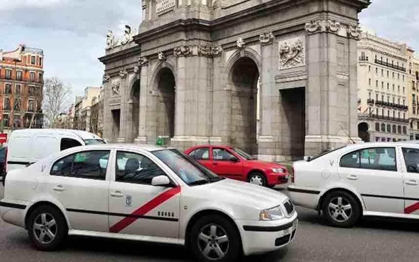 Nuevas tarifas del taxi de Madrid