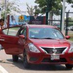 Anulación del servicio de taxi compartido en Tabasco (México)