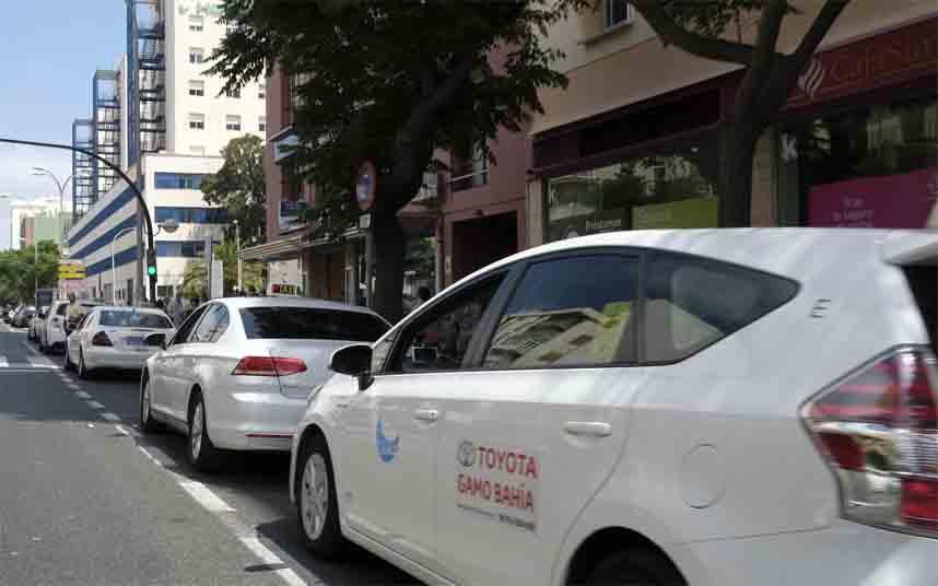 Cádiz trabaja para mejorar sustancialmente la movilidad del taxi