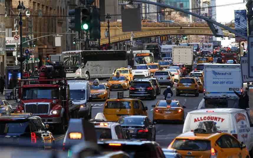 Desestimado el recurso de Uber contra la Ley de Nueva York