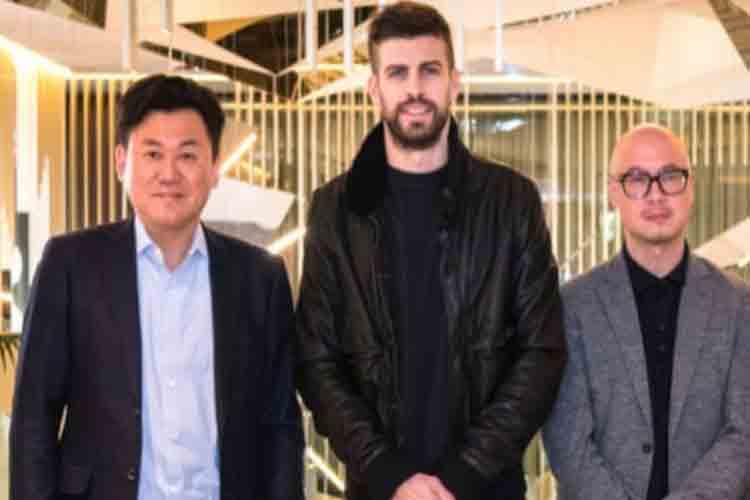 Después de pactar con Cabify, Gerard Piqué firma con Arabia Saudí