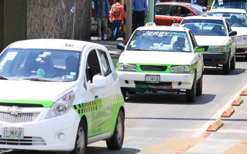 El Estado de Hidalgo en México moderniza todo el sector del taxi