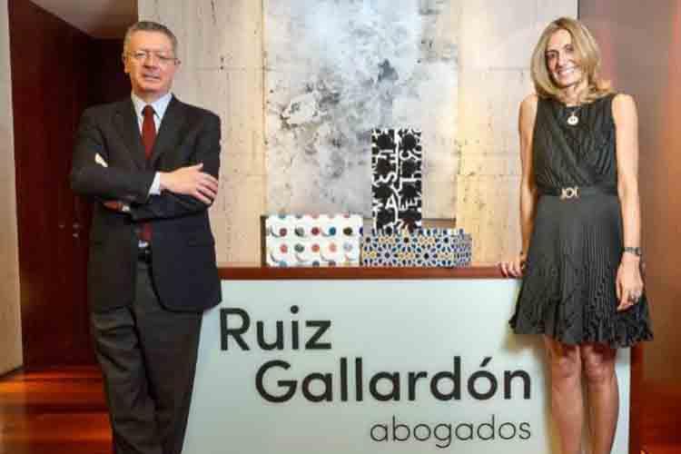 El gestor de VTC, Moove Cars, contrata el bufete de Ruiz Gallardón