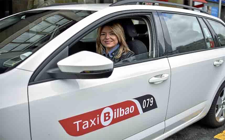 El taxi de Bilbao pide que se inspeccione a Uber a través de Seguridad Ciudadana