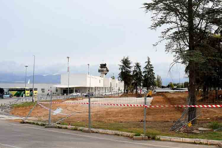 Granada incumplirá el Decreto de las VTC con su ampliación del Aeropuerto