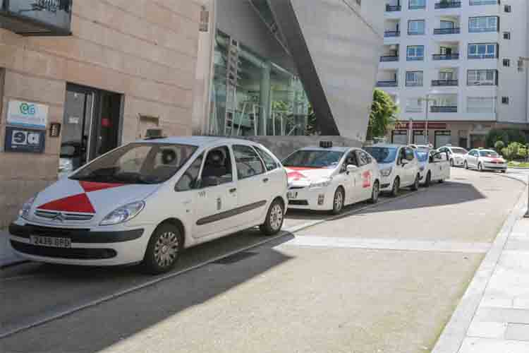 Los taxistas de Vigo piden al Concello descanso voluntario