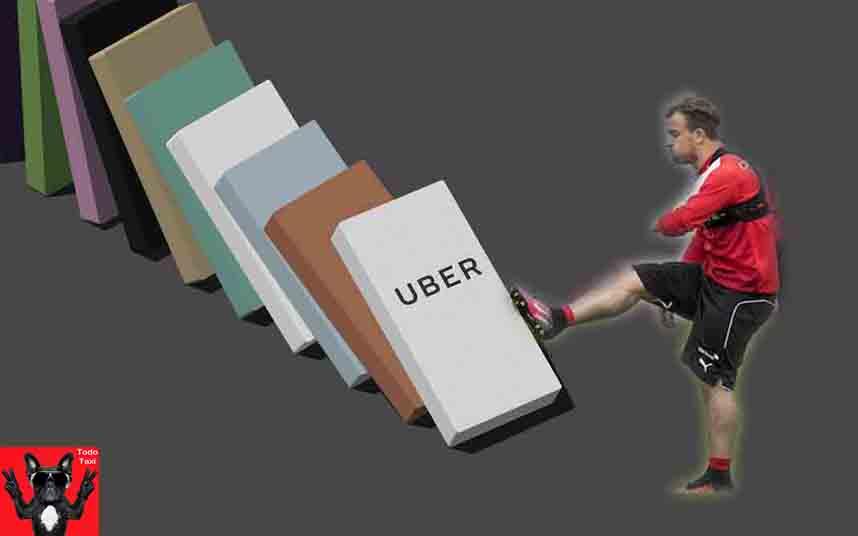 Suiza ya no necesita a Uber