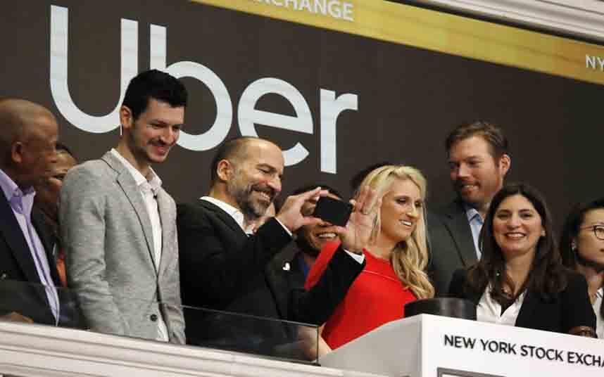 ¿Tienen problemas Uber y Lyft? Ya les han costado a los inversores 34.000 millones