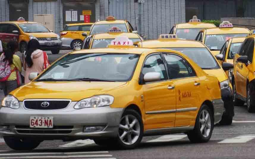 Uber quiere colaborar con el taxi en Taiwan para saltarse la normativa