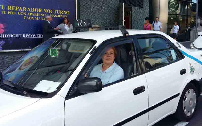 Brutal agresión a un taxista en Tenerife