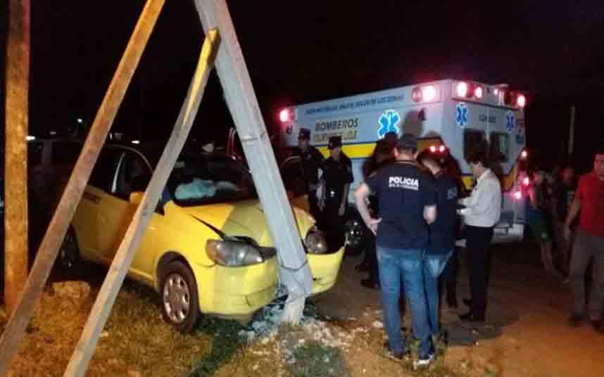 Fallece un taxista por un apuñalamiento en el cuello en Luque (Paraguay)