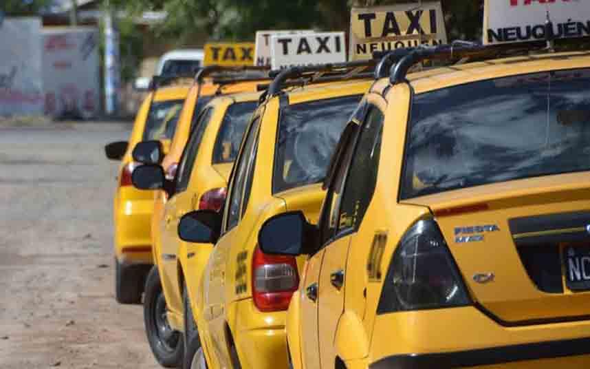 La policía monitorizará el GPS de los taxis en Neuquén (Argentina)