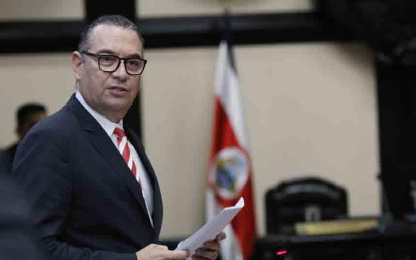 La regulación de Uber en Costa Rica está paralizada en el congreso