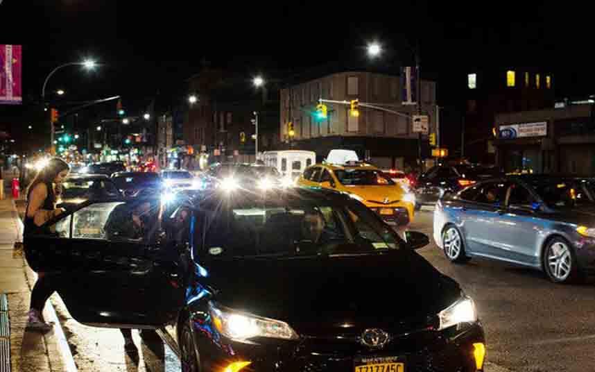 Los conductores de Uber en Nueva York podrían formar sindicatos