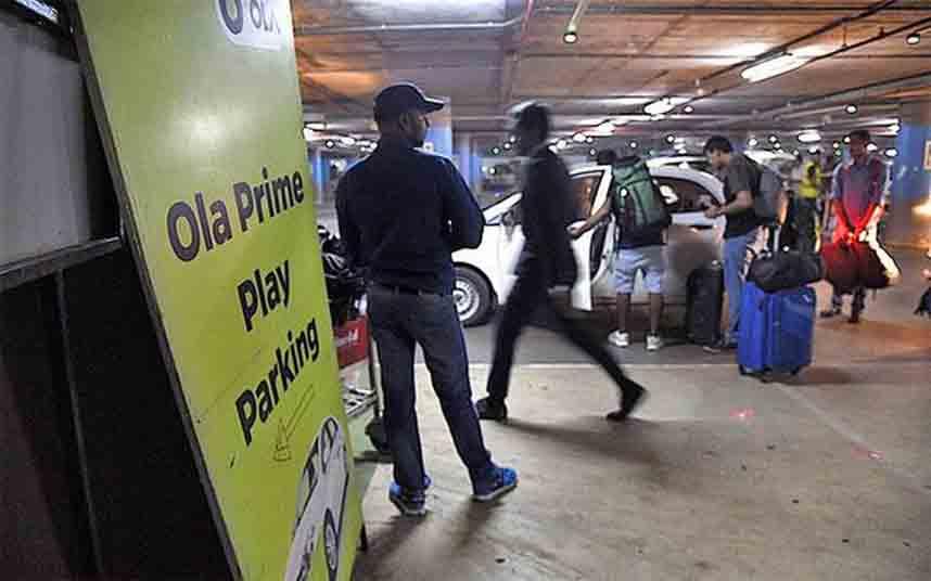 Sancionados 990 Uber ilegales en el Aeropuerto de Mumbai (India) en una semana