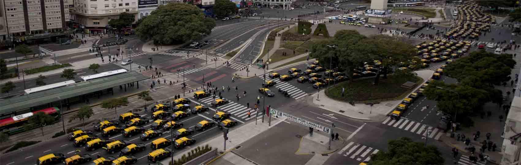 Noticias del sector del taxi y la movilidad en Argentina. Mantente informado de todas las noticias del taxi de Argentina en el grupo de Facebook de Todo Taxi.