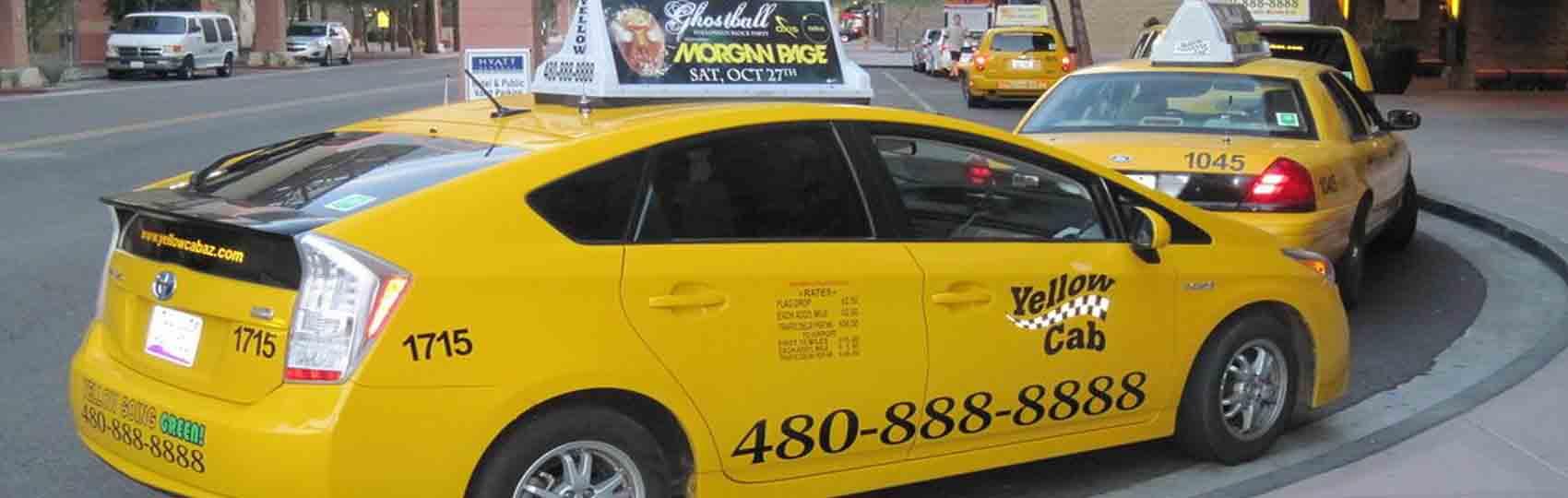 Noticias del sector del taxi y la movilidad en Arizona. Mantente informado de todas las noticias del taxi de Arizona en el grupo de Facebook de Todo Taxi.
