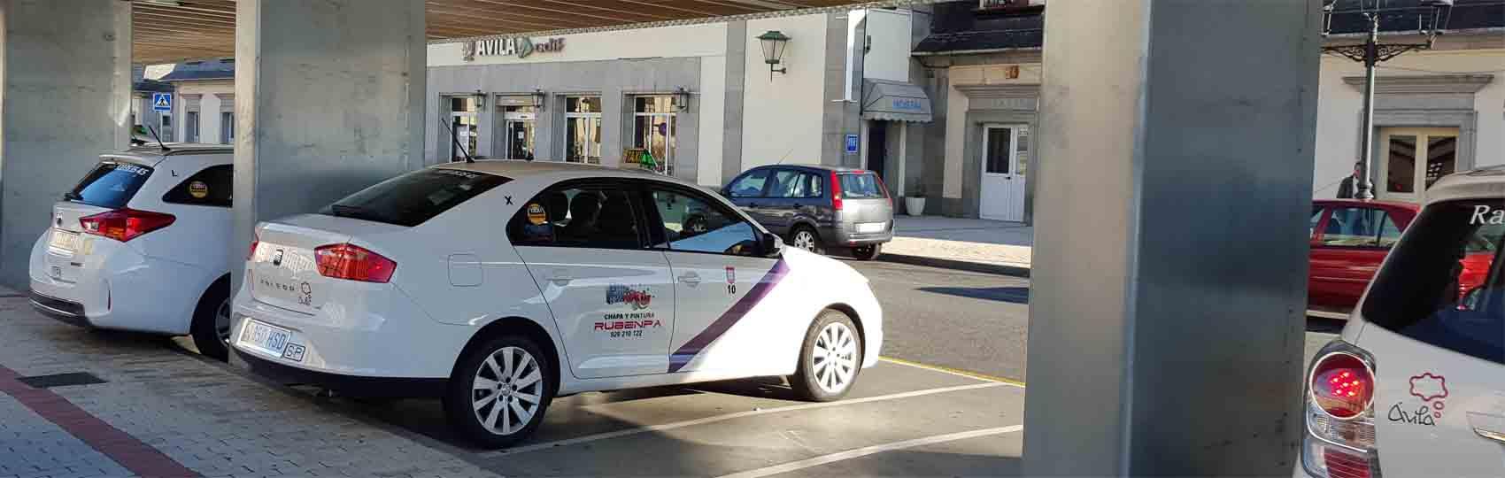 Noticias del sector del taxi y la movilidad en Ávila. Mantente informado de todas las noticias del taxi de Ávila en el grupo de Facebook de Todo Taxi.