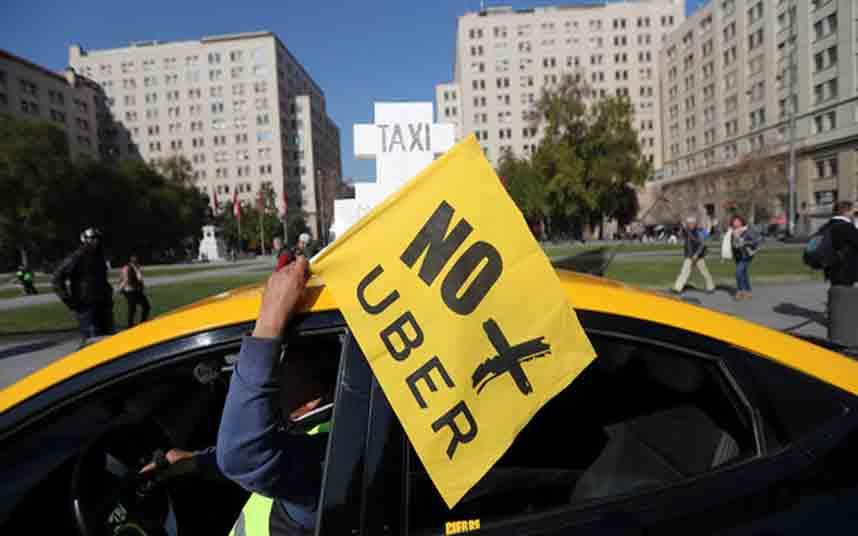 Bulgaria desestima el recurso de Uber contra la suspensión de sus operaciones