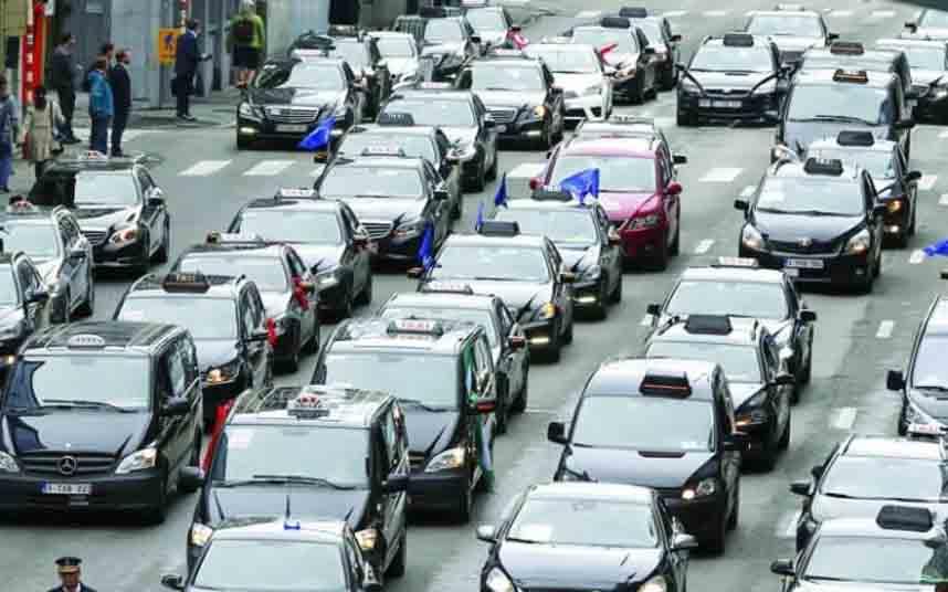 Conoces la regulación de Uber en Bélgica?