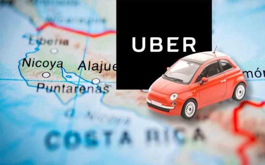 Costa Rica quiere evitar la fuga de impuestos de Uber