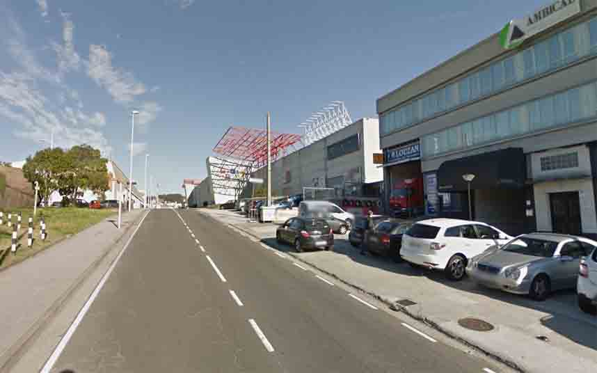Detenido un hombre por atracar con una pistola a un taxista de A Coruña