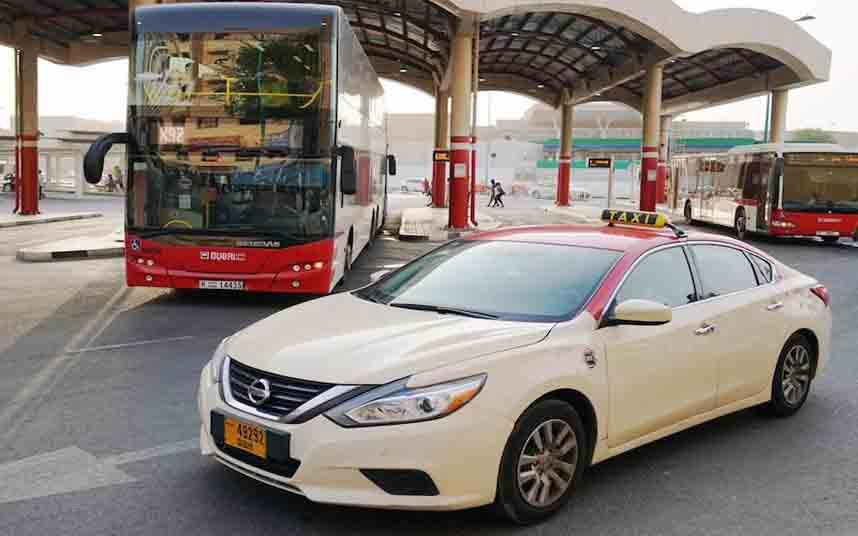Dubai utiliza Inteligencia Artificial para optimizar el servicio del taxi
