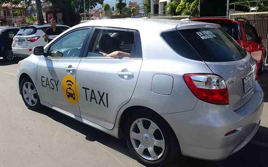 Easy Taxi anuncia su salida de Bolivia al no lograr beneficios