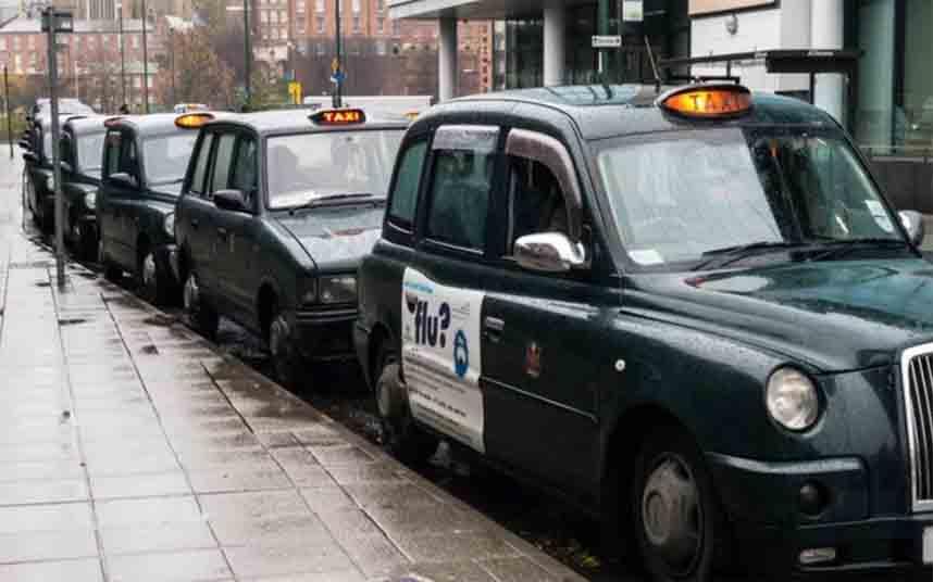 El Ayuntamiento de Nottingham instalará cargadores inalámbricos para los taxis