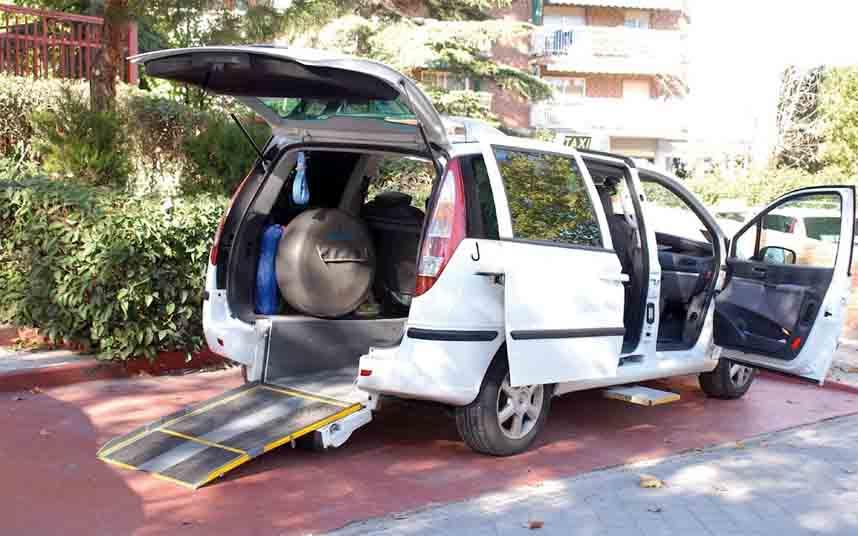 El Ayuntamiento de Pamplona convoca subvenciones para el bonotaxi