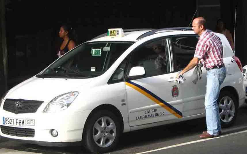 El Tribunal Superior de Justicia de Canarias ratifica el aumento de tarifas del taxi de 2016