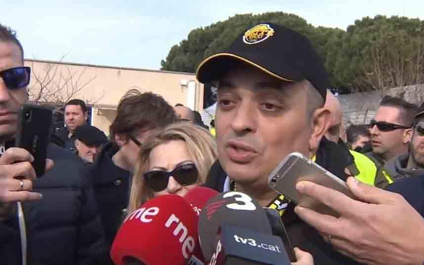 La Generalitat de Catalunya llama al sector del taxi a una reunión de urgencia