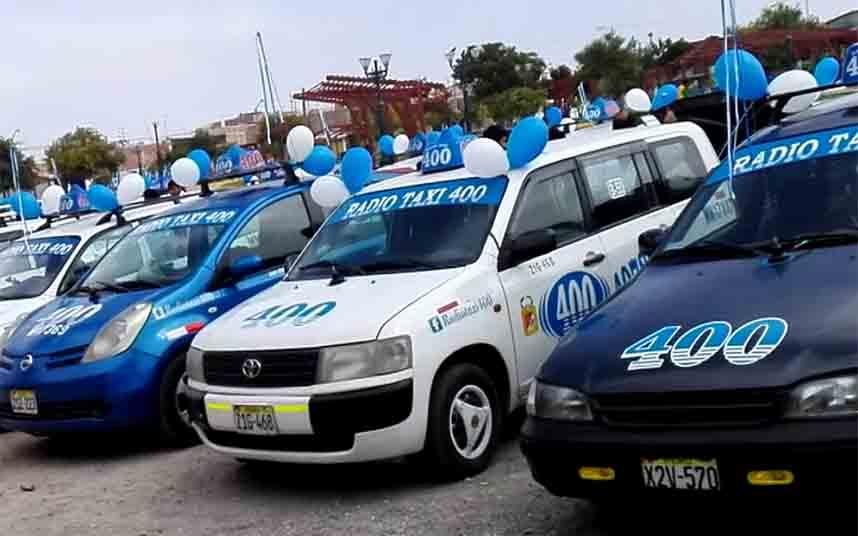 La fiscalía de Perú investiga una falsedad documental en las credenciales de taxi en Tacna