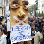 """Los taxistas de Barcelona deciden acabar con la """"Ley Mordaza"""""""